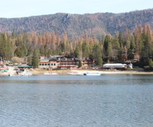 Fall has arrived at Bass Lake and Yosemite