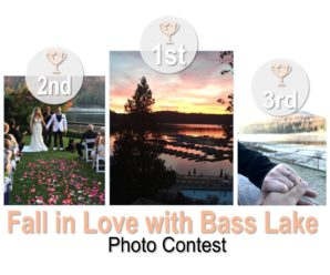 "Winners of the ""Fall in Love with Bass Lake"" Photo Contest announced!"