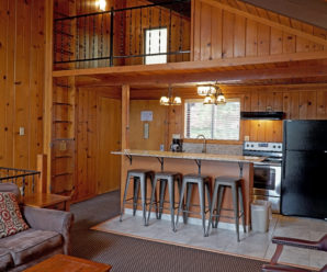 An Exciting Remodel is Underway at The Pines Resort at Bass Lake's Chalets