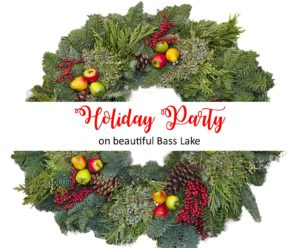 Holiday Parties at the Pines Resort