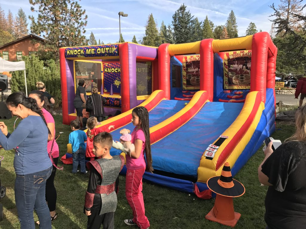 Halloween Carnival Games For Kids.Halloween Carnival Fall Festival At Bass Lake The Pines